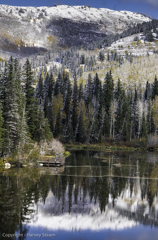 Silver Lake Reflections 3