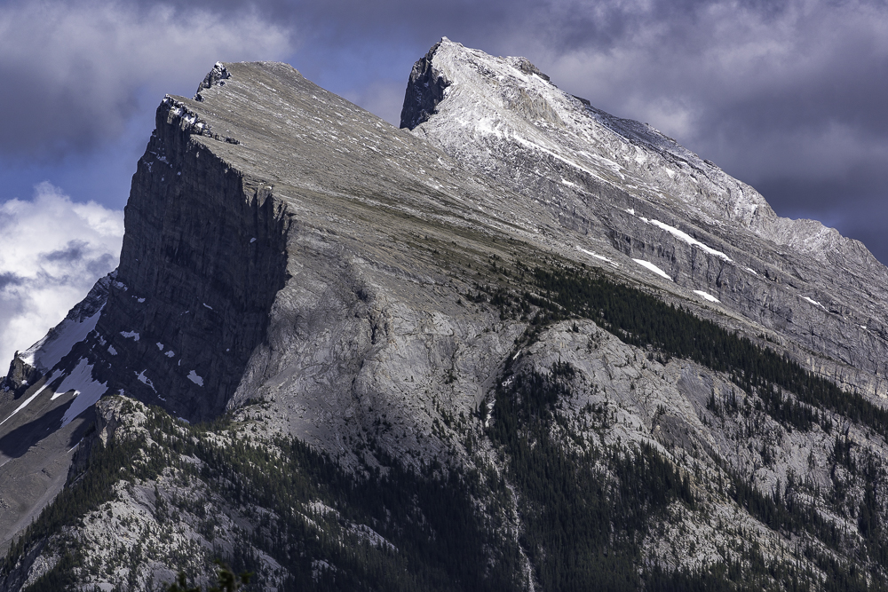 Mount Rundle, Banff NP, AB