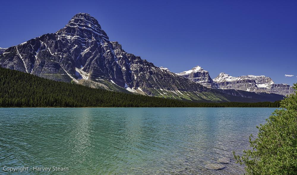 Waterfowl Lakes, Banff, NP