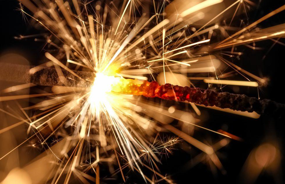 Macro Sparkler