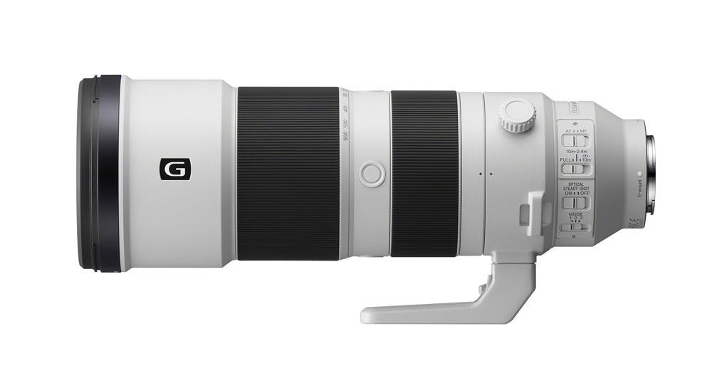 Sony 200-600mm lens