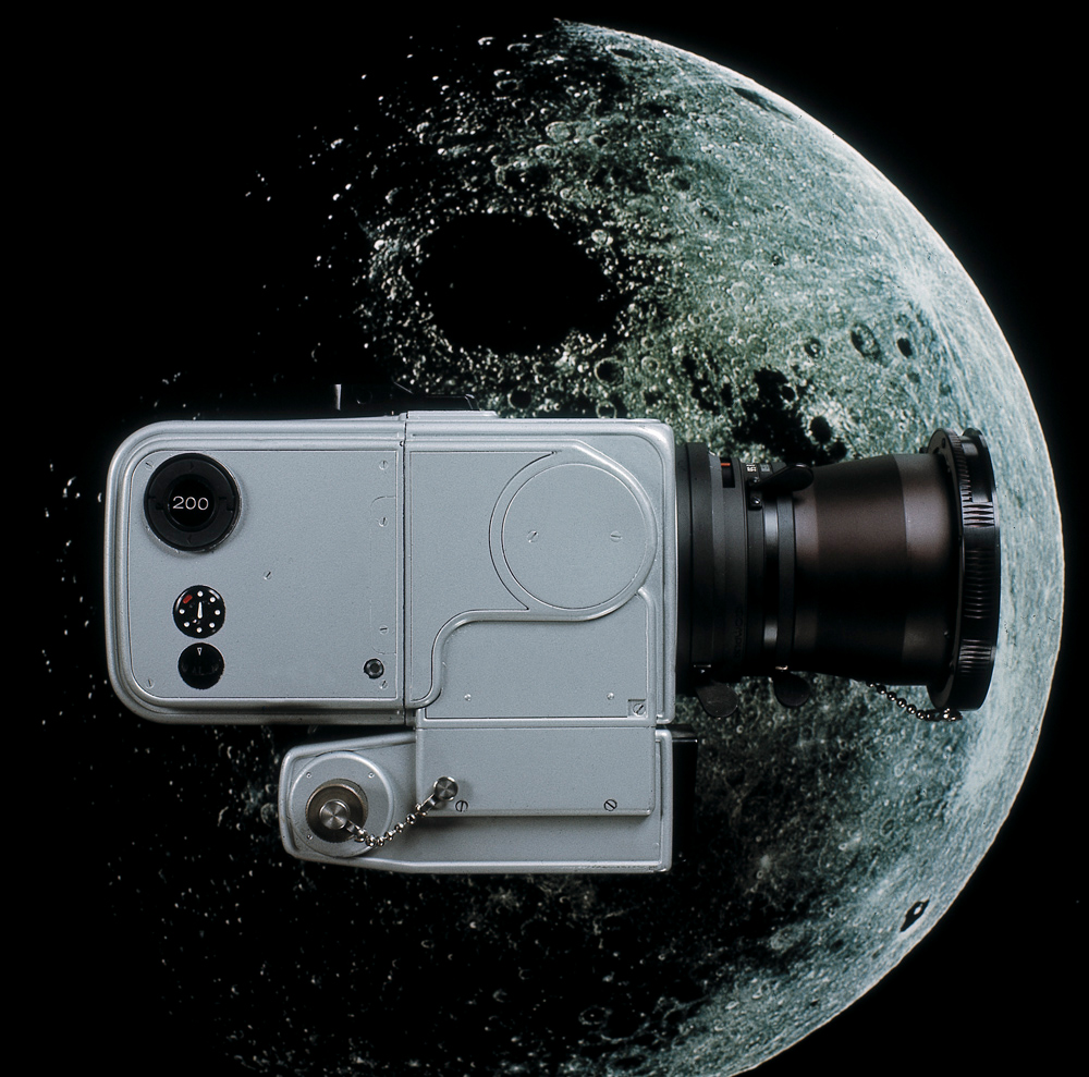 HASSELBLAD DATA CAMERA USED ON APOLLO 8, 9, 10, 11 FLIGHTS
