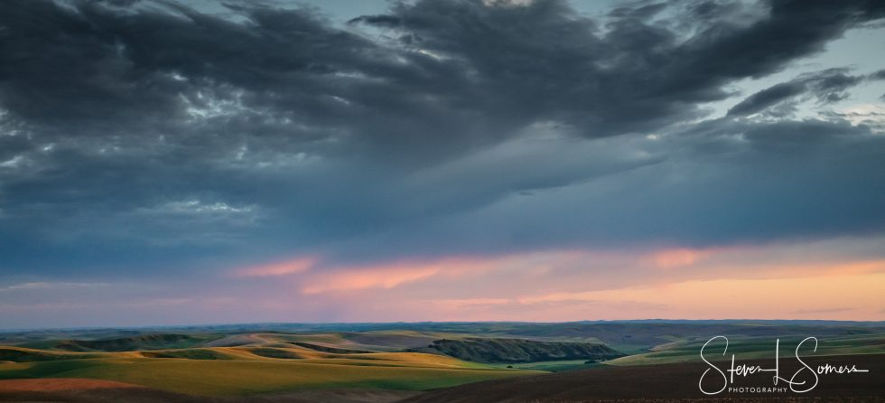 Palouse Sunset 2