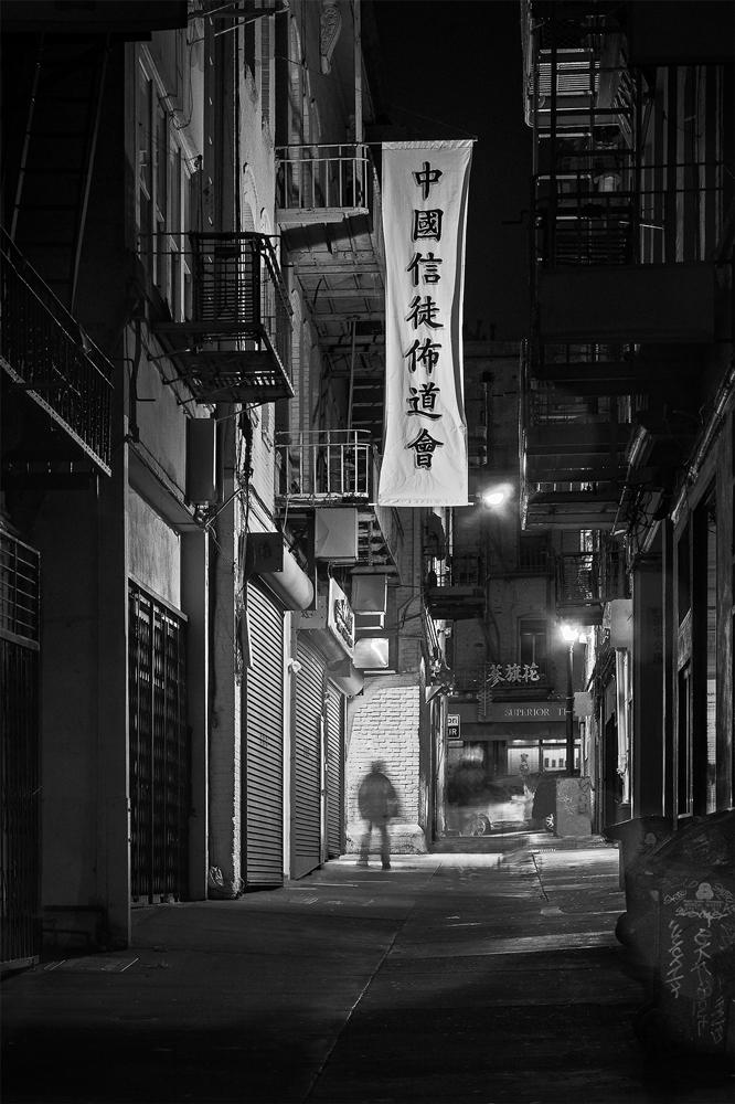 Chinatown Alley