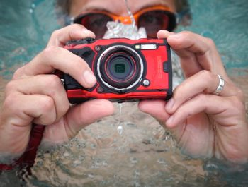 Diving in with the Olympus TG-6
