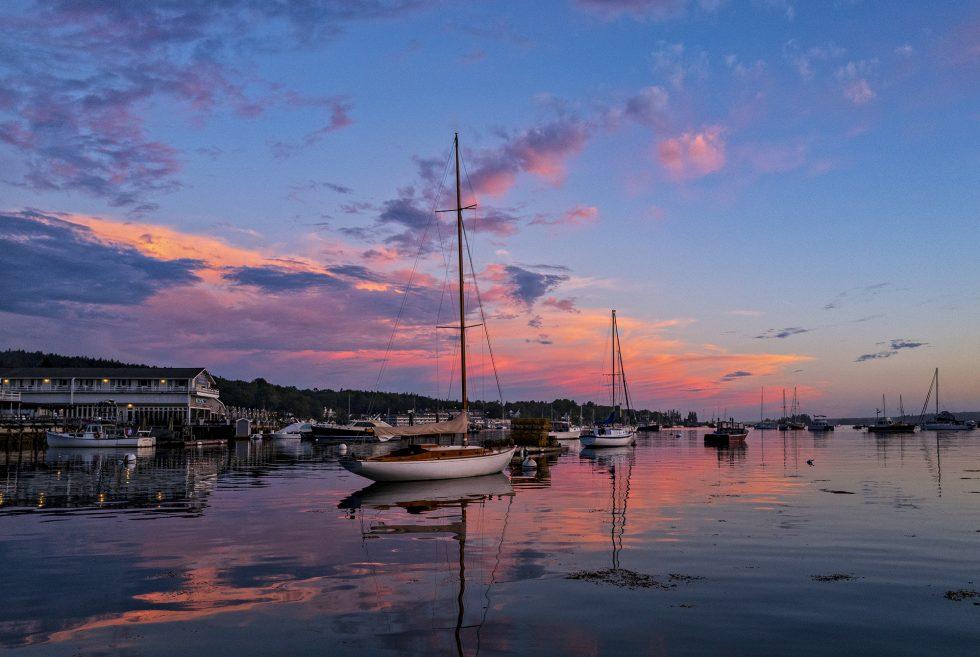 Boothbay Harbor, Maine / USA