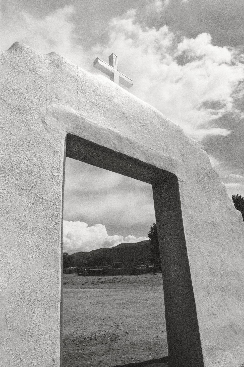 Taos Pueblo Study 1