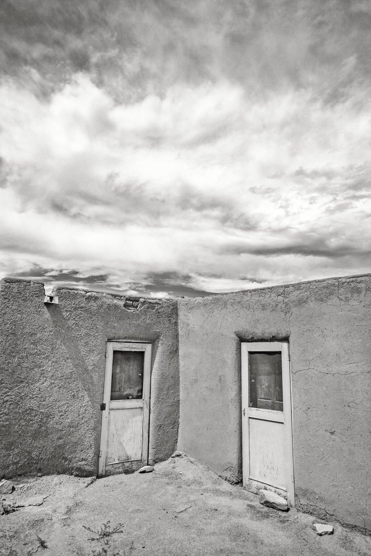 Taos Pueblo Study 2