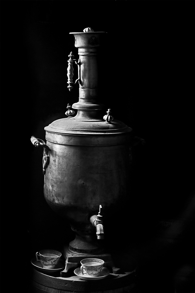Samovar - Final Image