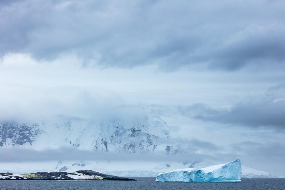 Ben Olson Antarctica
