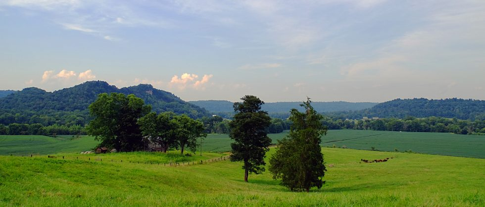 Valley of the Rolling Fork Kentucky