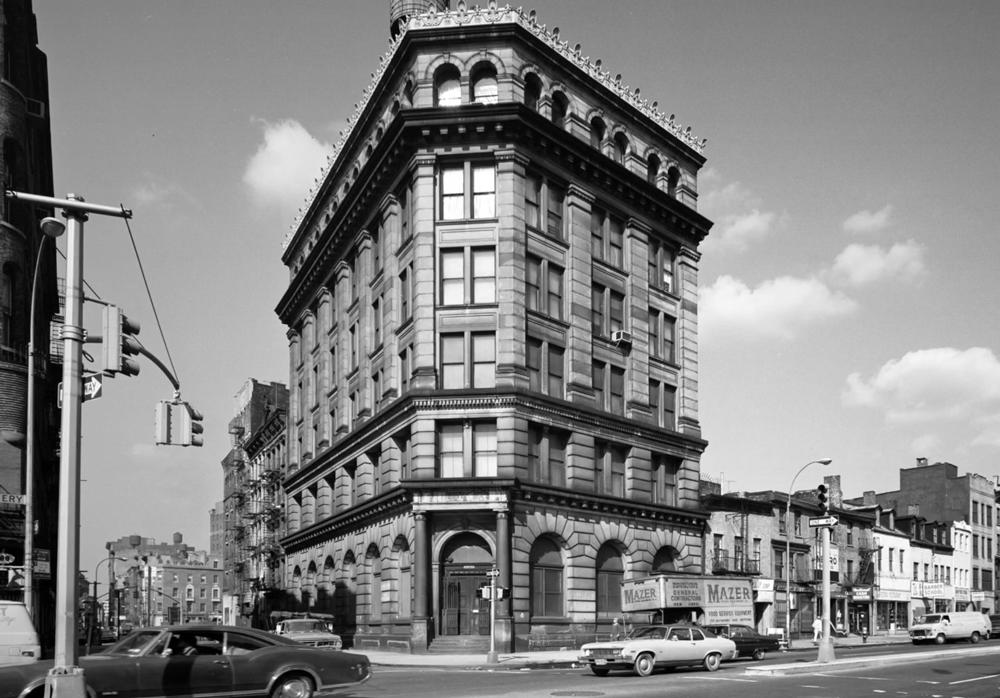 Jay's Bank Building Studio
