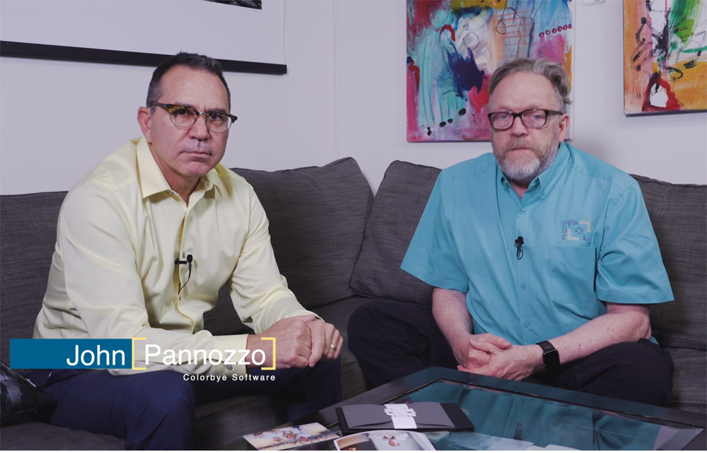 John Pannazzo and Kevin Raber