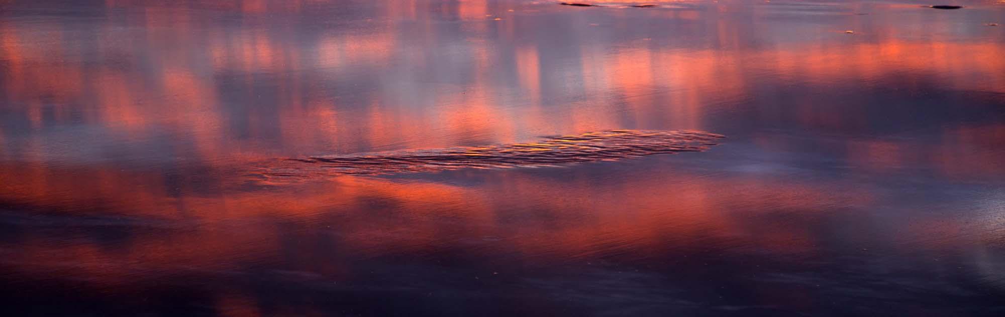 evening reflecions