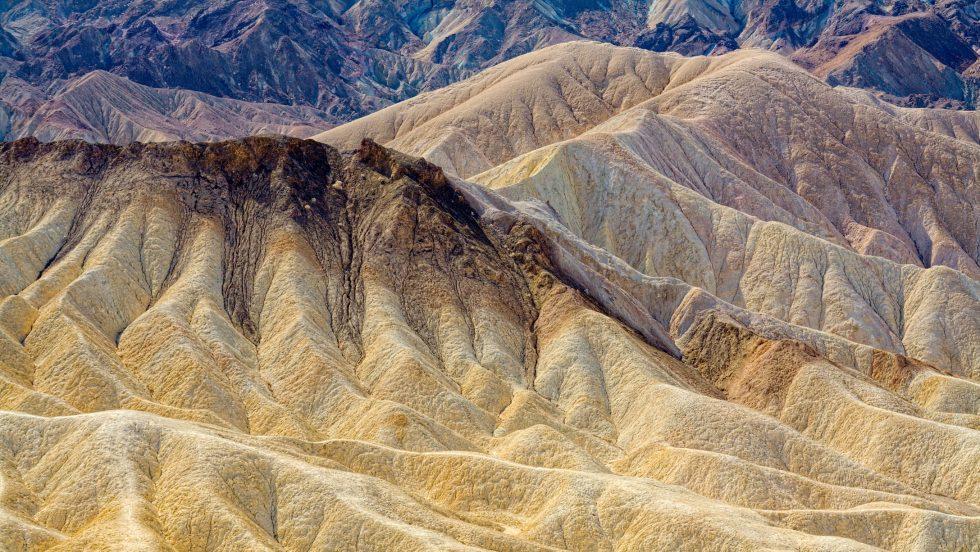 Zabriskie Point – Death Valley, CA