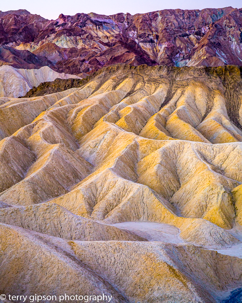 Death Valley morning