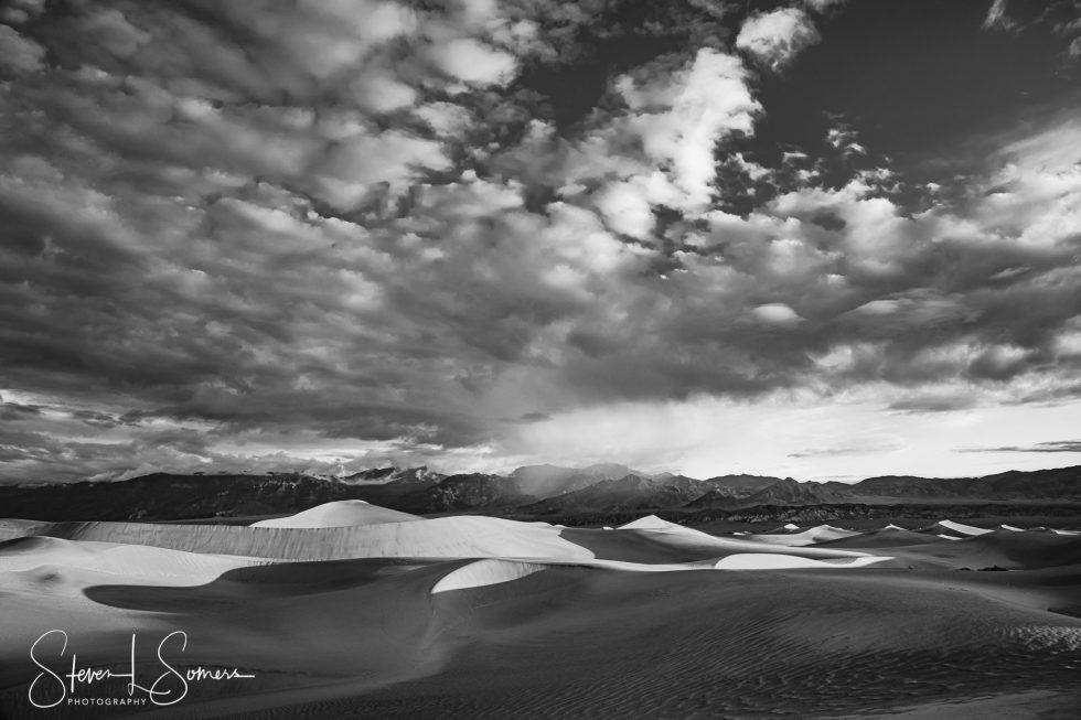Death Valley Mesquite Dunes Sunrise 1