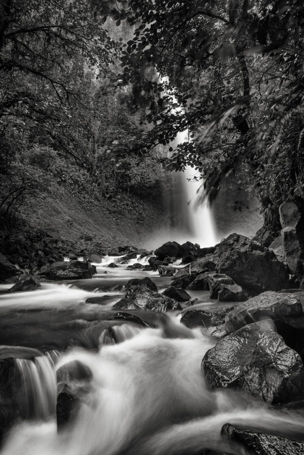 La Catarata Río Fortuna