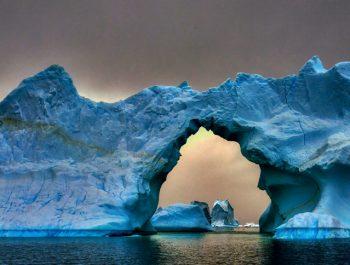 Fun With One Iceberg Image – Many Looks