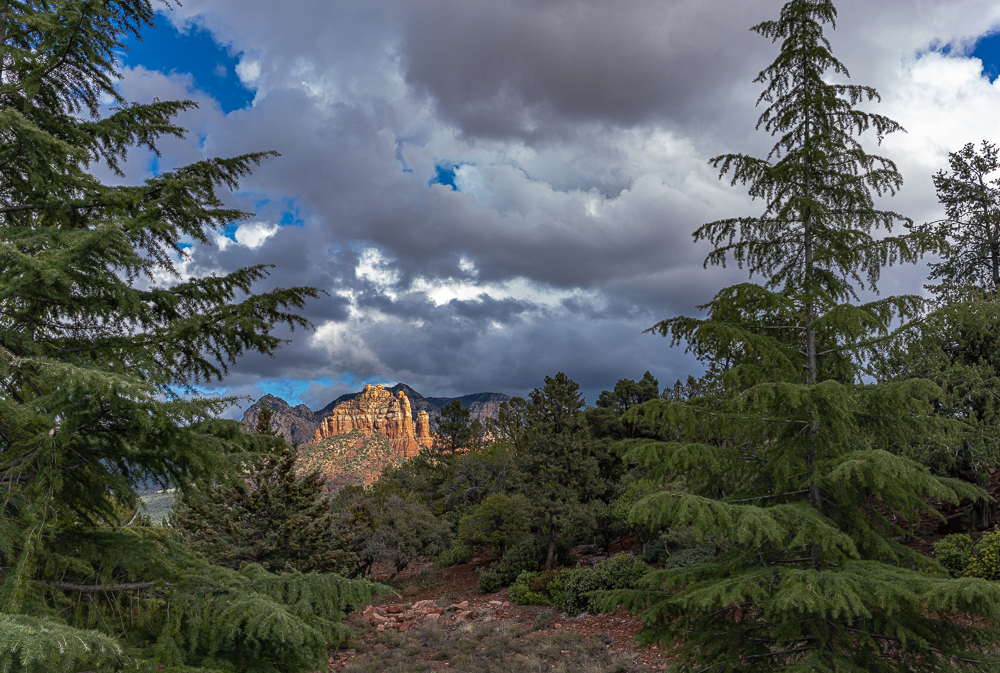 """""""View from Coyote Gulch"""", Tamron 35mm f2.8 on A7r M4"""