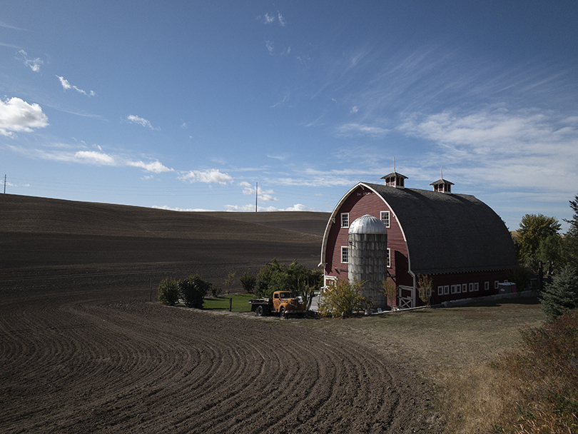 Palouse Barn Before