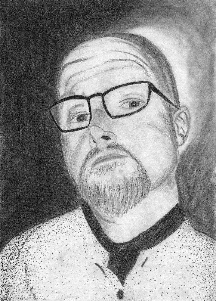 Carl Corey by Erica Schewe