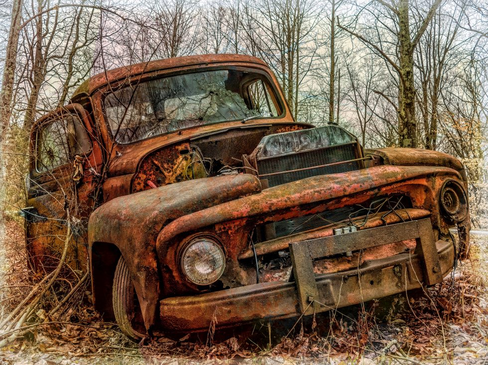 Rural Wreck