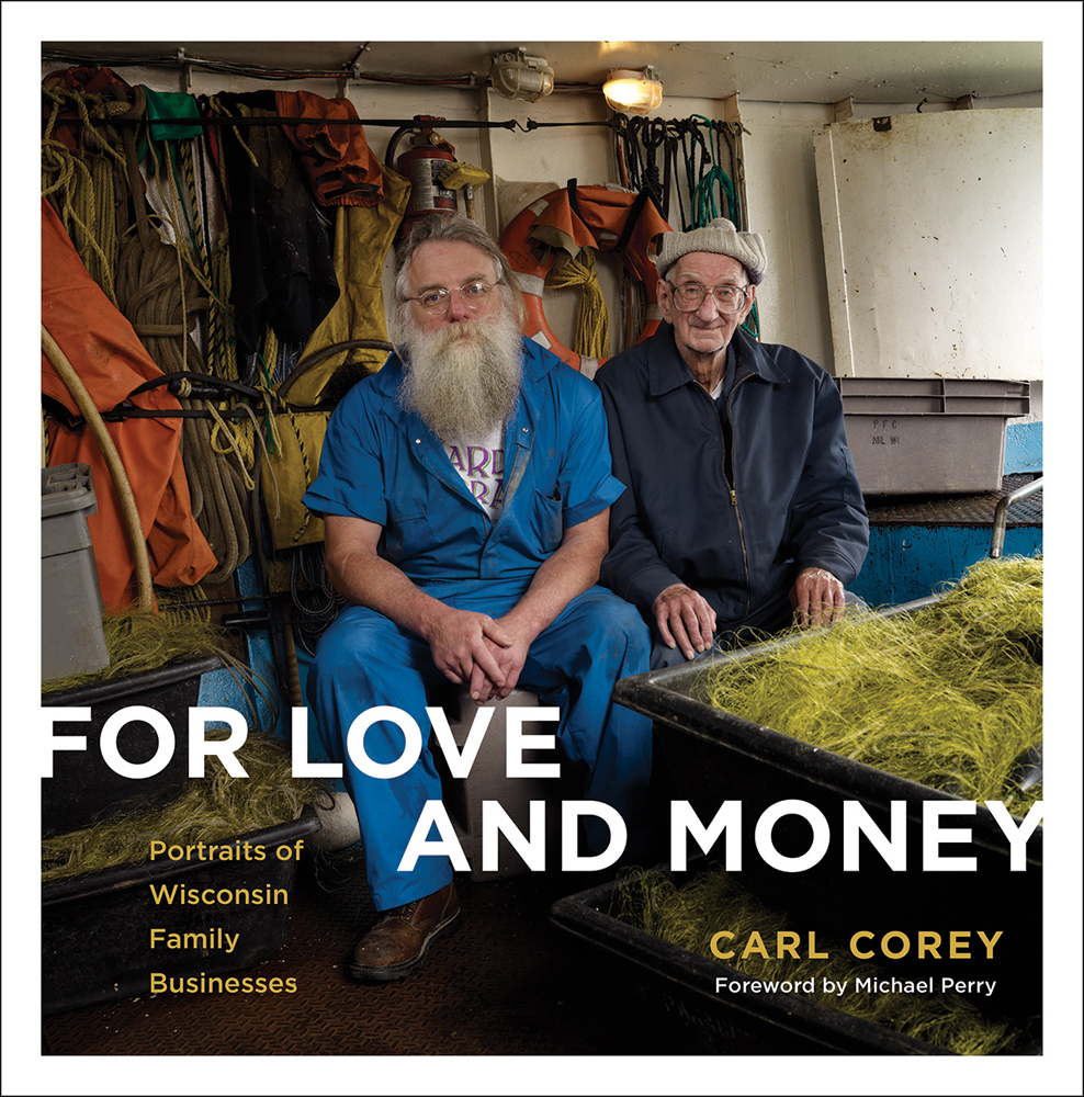 For Love and Money: Portraits of Wisconsin Family Businessesin 2014