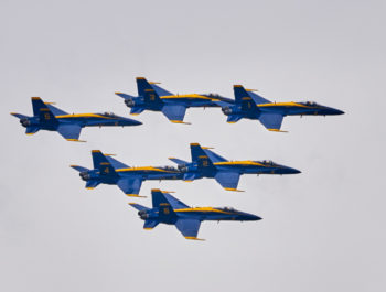 Thank You Everyone – Thank You Blue Angels