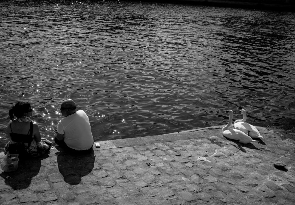 Two Paris Couples