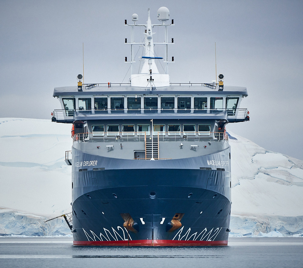 The Magellan Explorer