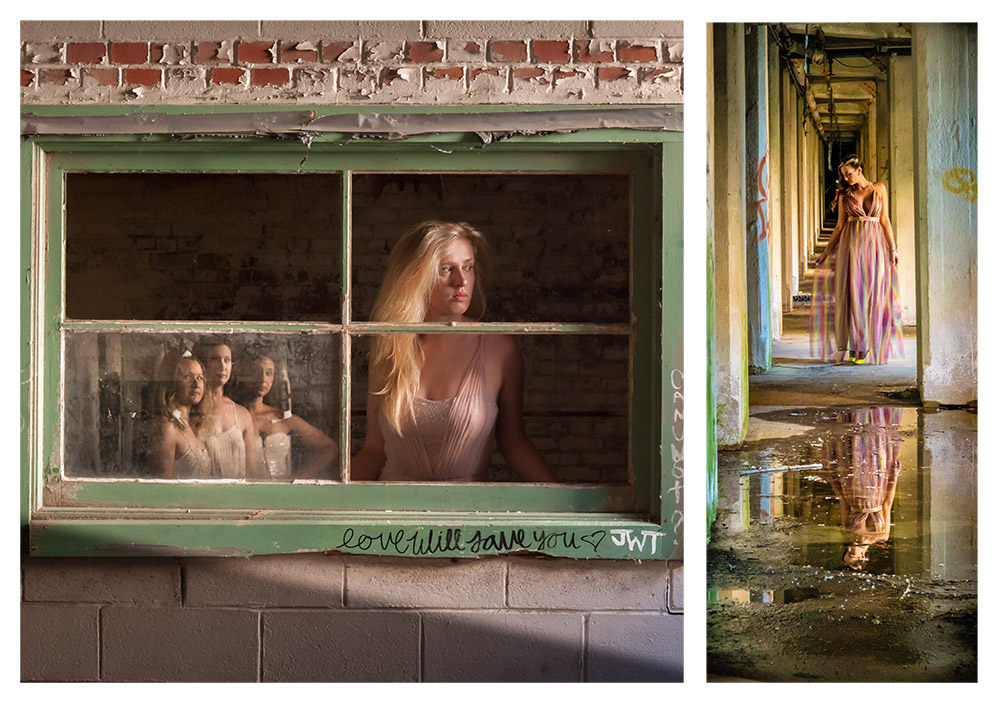 Dancer Reflections ©Bill Woody