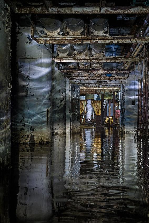 Underwater basement