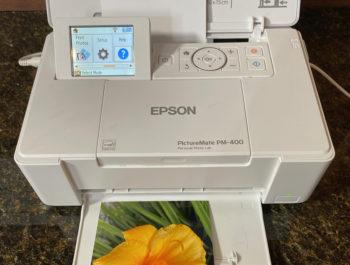 Epson PictureMate PM-400 – Print At Home