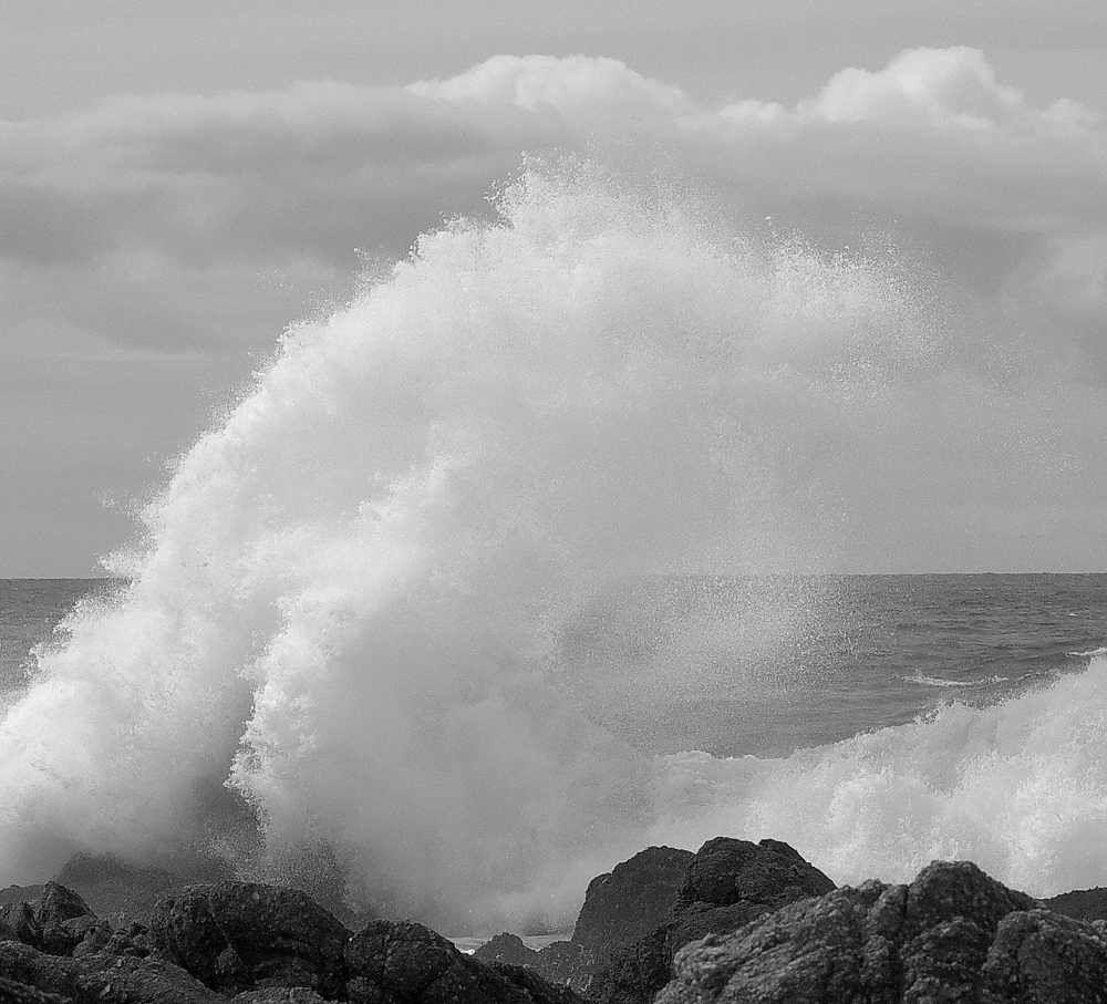 Asilomar Wave Detail