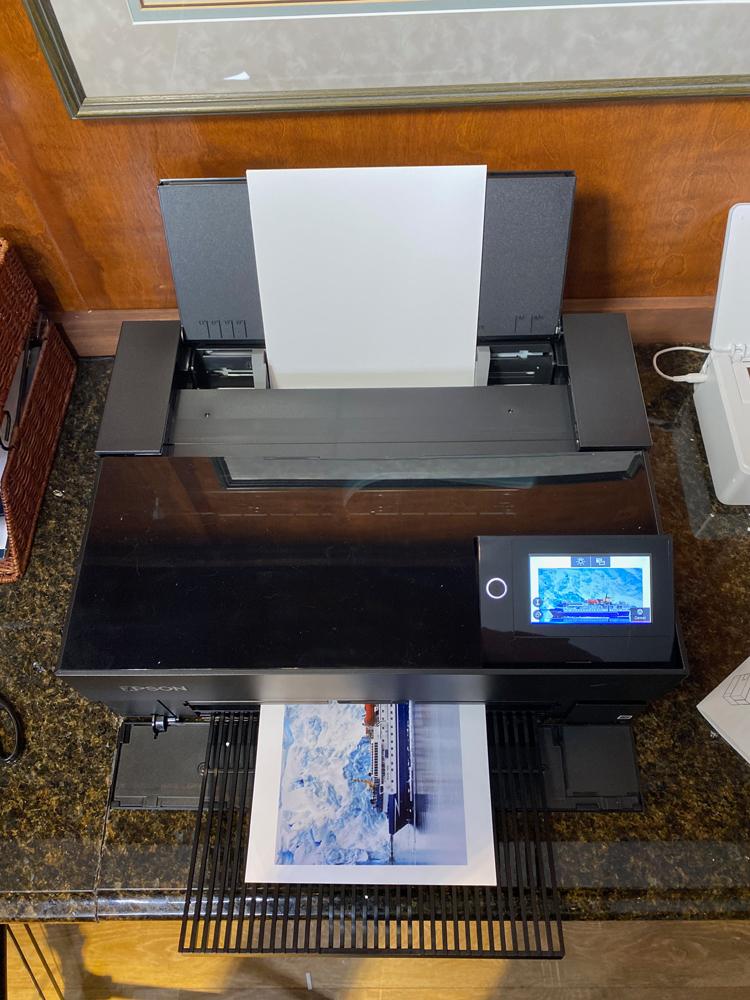 The Epson P700 Printer