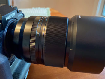 Introducing The New FUJINON XF50mm F1.0 R WR Lens