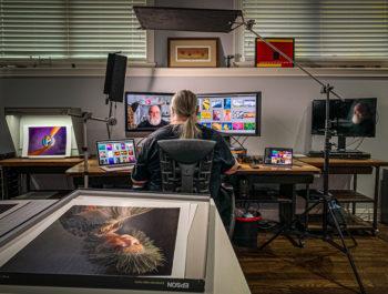 RAW Edits With Jeff Schewe Using Lightroom