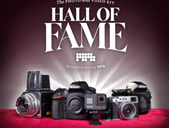 MPB Announces 202O Photo And Video Kit HallL Of Fame Inductees