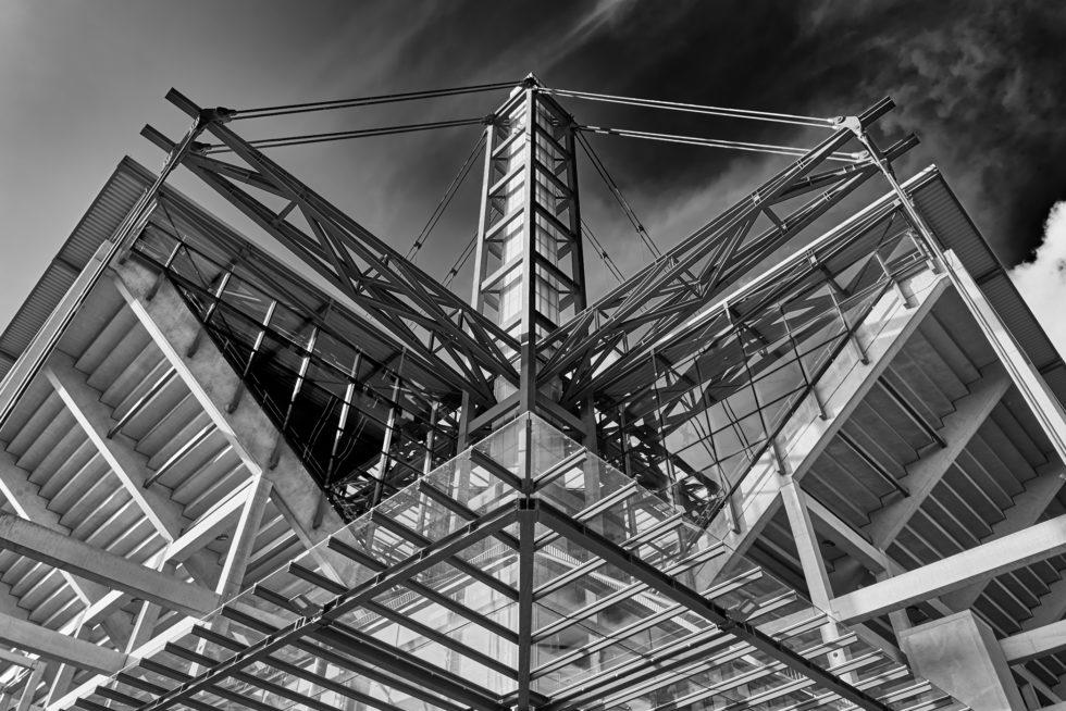 Soccer Stadium, 1.FC Cologne, Germany