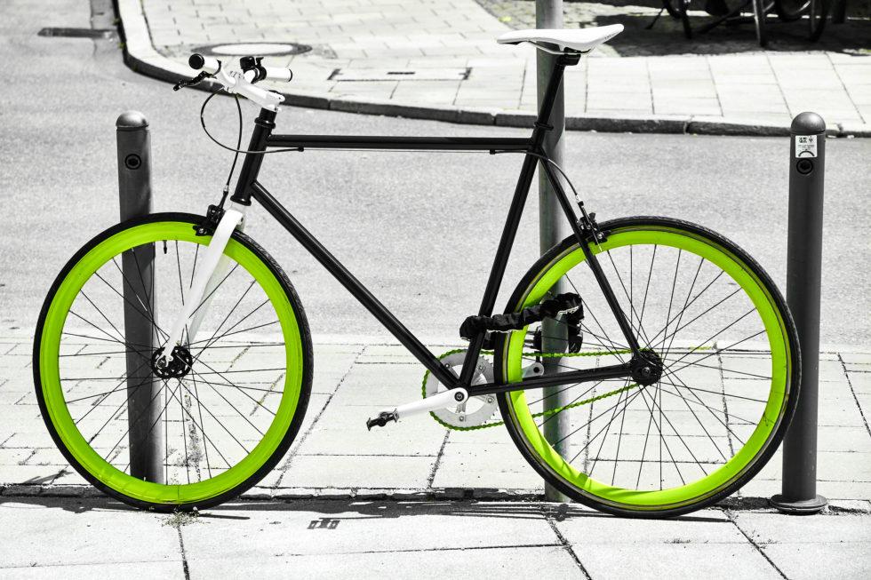 Bike in Munich