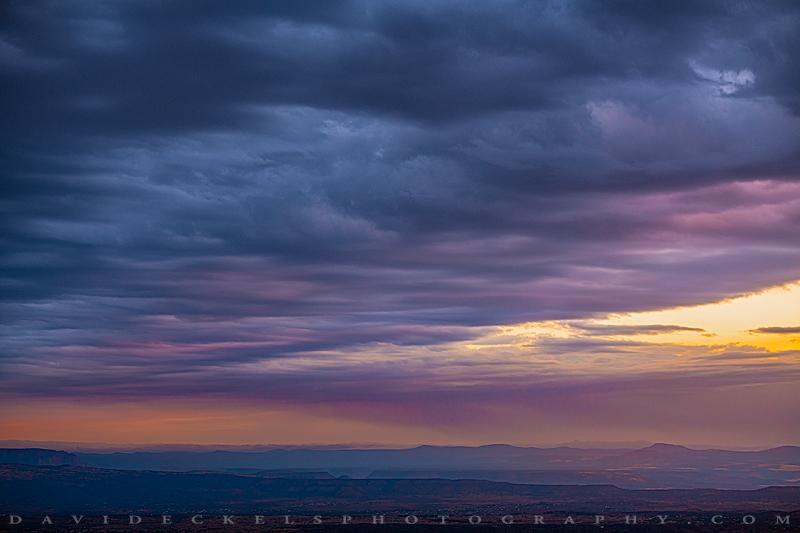 Verde Valley Dawn