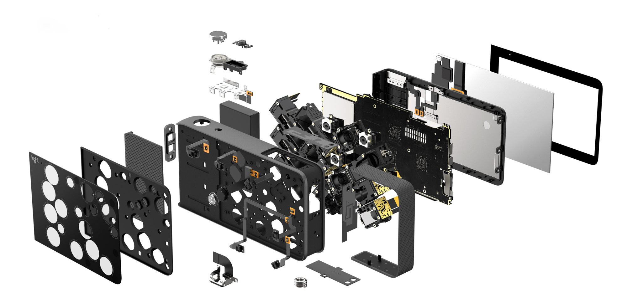 Light 16 Exploded View