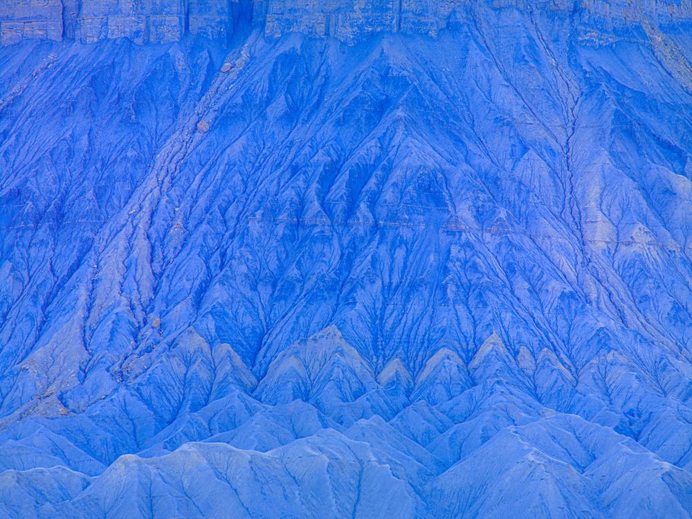 Blue Mesa #1
