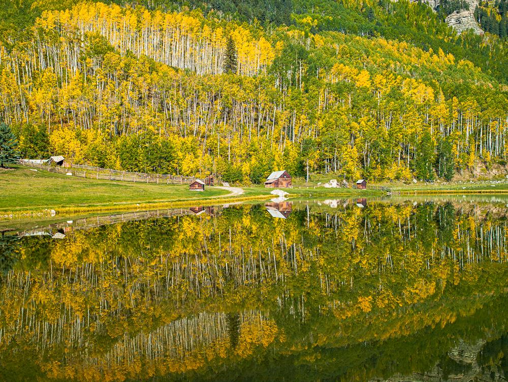 Horse Ranch North of Durango, CO