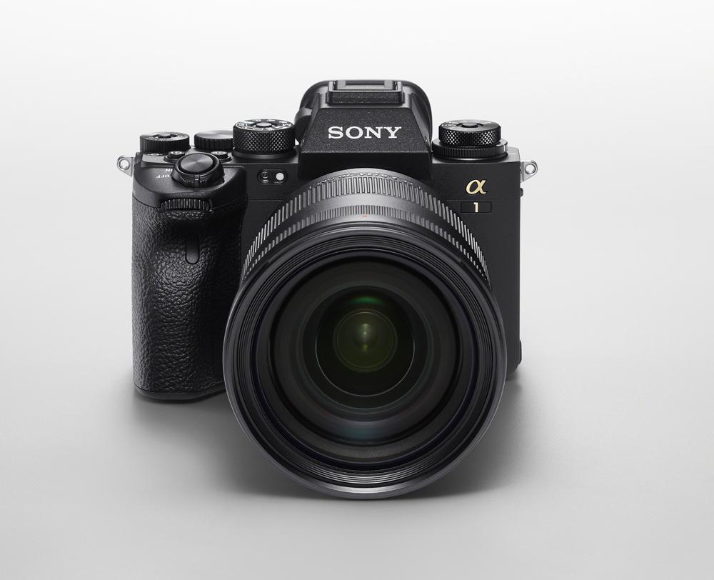 The Sony Alpha 1