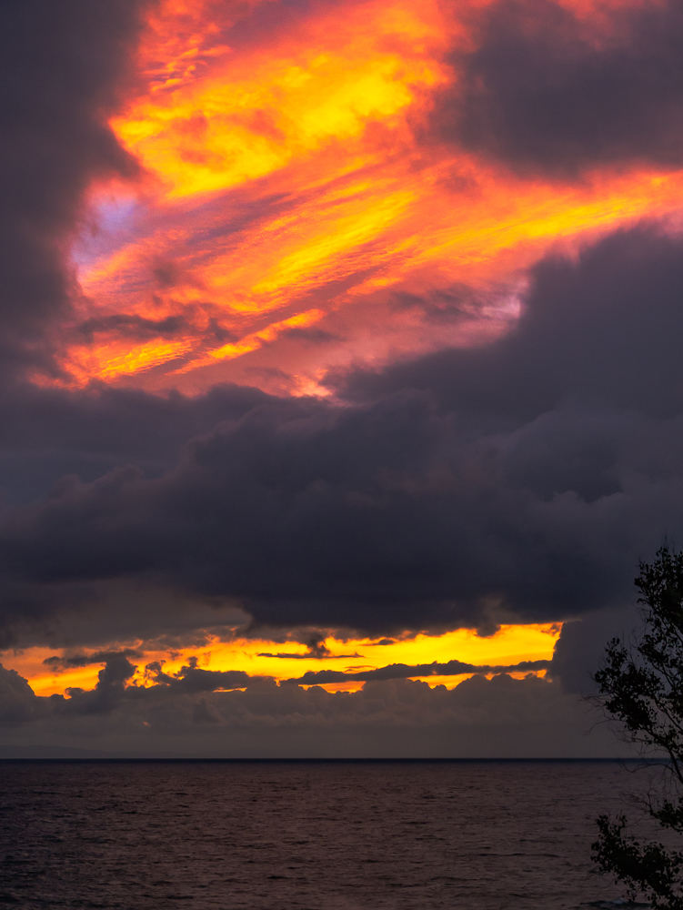 Raging Sky, Laguna Beach, CA