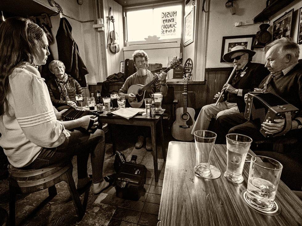 Gartlan's Pub, Ireland