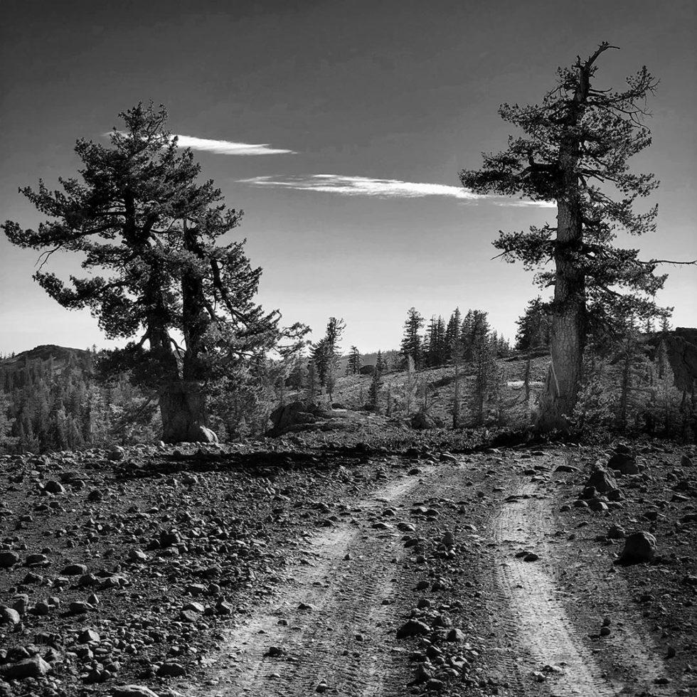 Hungalelti Ridge, Sierra Nevada