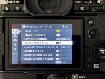 Fuji Film Simulations JPEG vs. Capture One From A RAW File